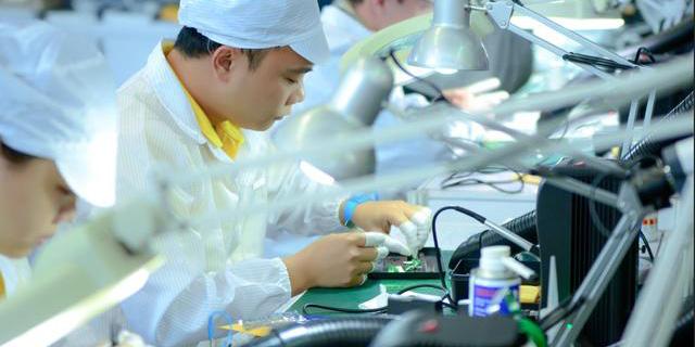 台湾 PCB水平电镀设备厂现况
